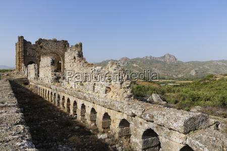 viaggio viaggiare chiesa allaperto turchia antico