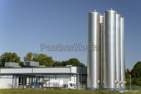 germany exterior of sugar refinery