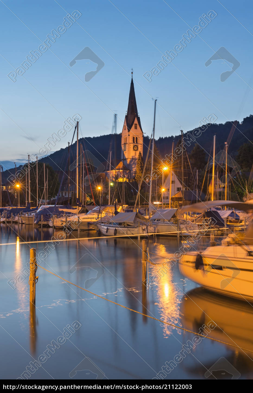 germany, , baden-wuerttemberg, , lake, constance, , sipplingen, , evening - 21122003