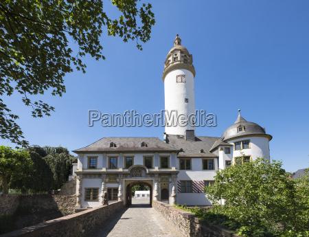 germany, , hesse, , frankfurt-hoechst, , old, castle - 21125305