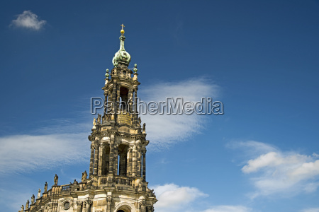 germany saxony dresden catholic church of