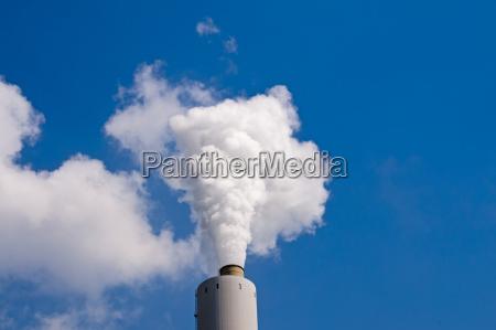 medio ambiente industria central electrica alemania