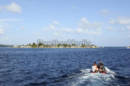panama san blas islands nalunega islands