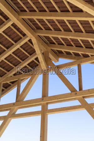 germany bavaria irschenhausen building shell barn