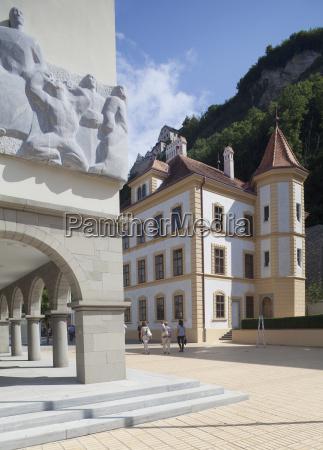liechtenstein oberland vaduz state museum and