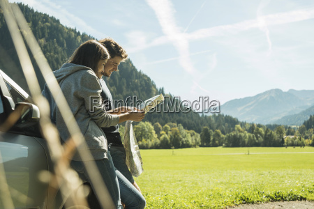 austria tyrol tannheimer tal young coupe