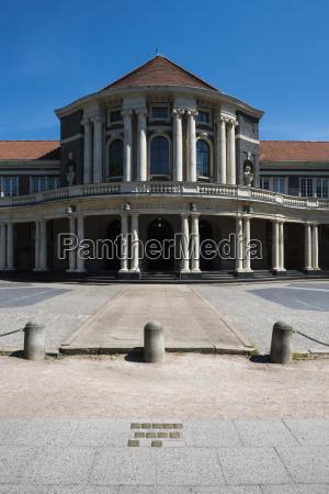 germany hamburg university building