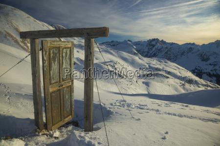 germany bavaria allgaeu allgaeu alps nebelhorn