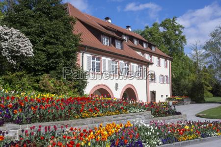 germany baden wuerttemberg mainau archway building
