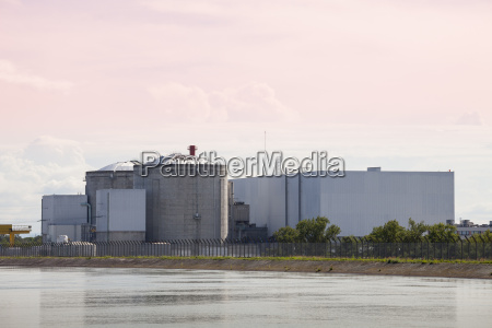 france elsass view to nuclear power