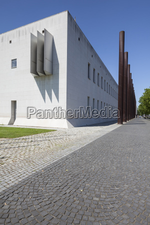 germany bonn art and exhibition hall