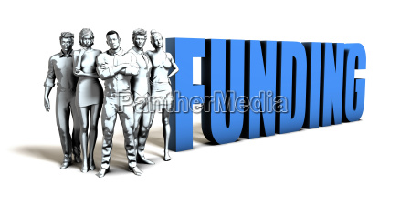 funding business concept