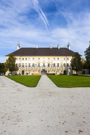 germany bavaria altoetting kapellplatz house pope