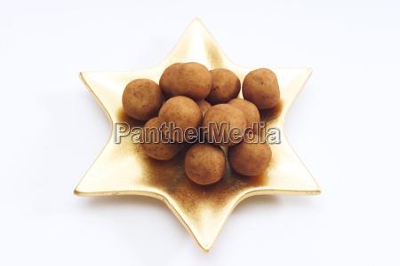 marzipankartoffeln traditional german confectionary