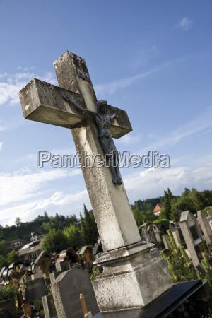 germany bavaria upper bavaria graveyard