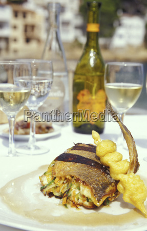 restaurant sa tuna costa brava spain