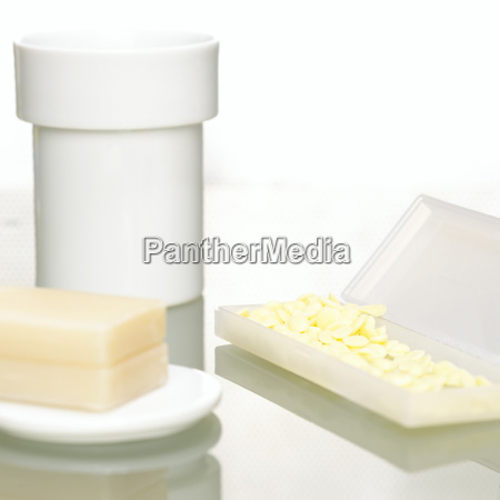 bar of soap close up