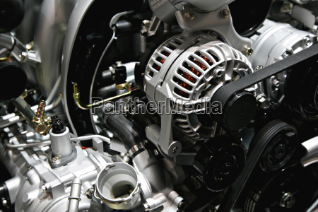 motor close up