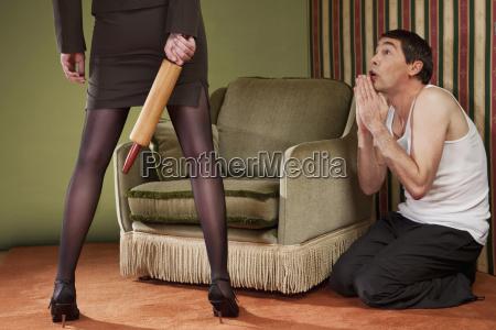 couple humiliation