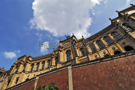 germany bavaria munich maximilianeum parliament of