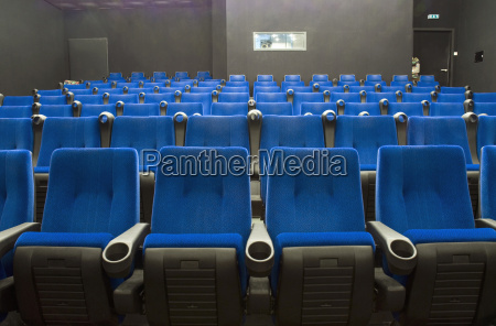 seating in cinema