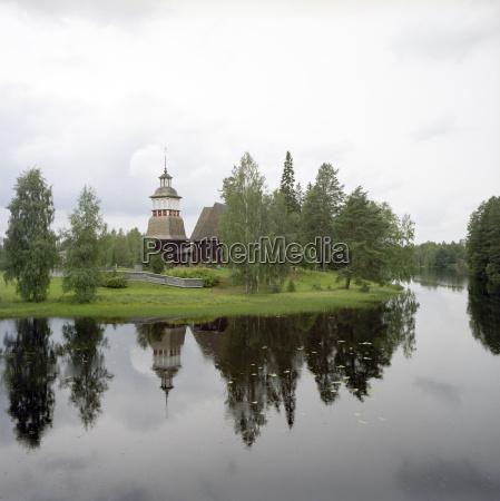 finland unesco world heritage petajavesi old