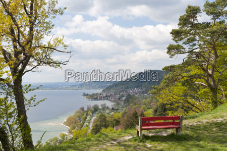 germany berlingen view of village with