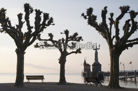 germany baden wuerttemberg lake constance deserted