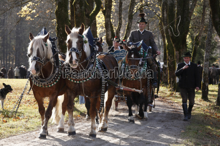 germany bavaria upper bavaria people going