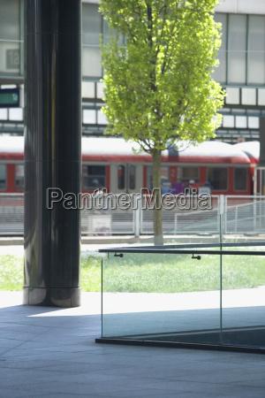 germany baden wuerttemberg stuttgart railway station