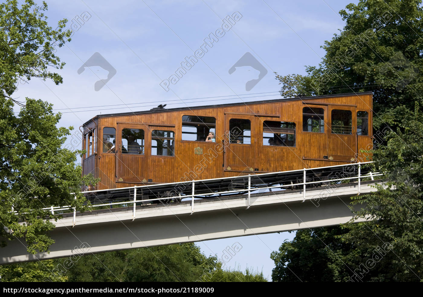 germany, , baden-württemberg, , stuttgart, , cablecar - 21189009