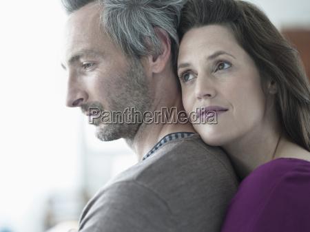 germany hamburg couple portrait