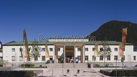 austria salzkammergut bad ischl pump room