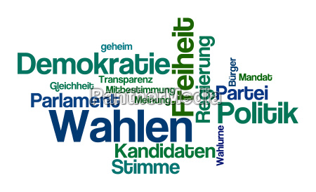 word cloud elections