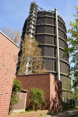 gasometer oberhausen in germany
