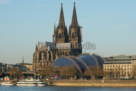 cologne cathedral at sunrise germany europe