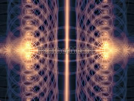 conceptual grid lines