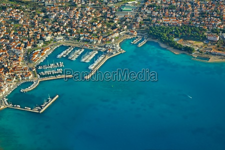 croatian coastal town