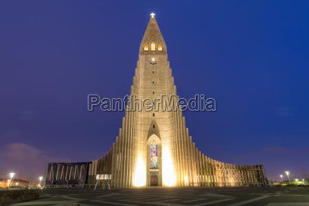 hallgrimskirkja cathedral