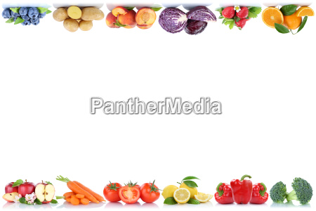 fruit and vegetable fruits copy space