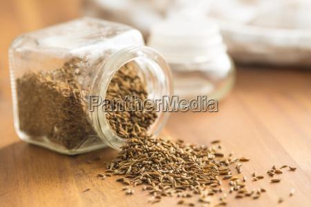 cumin seeds or caraway