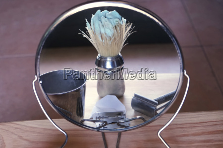 beard and mustache object for beauty