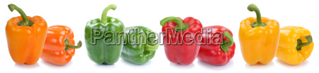 peppers peppers colorful fresh vegetable free