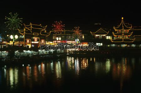 china shanghai yu yuang gardens the