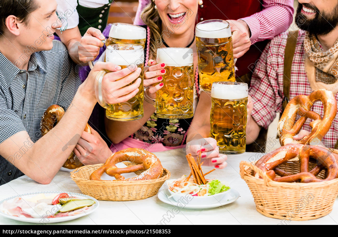 in, beer, garden, -, friends, drinking - 21508353