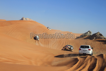 jeep tour in the hatta desert