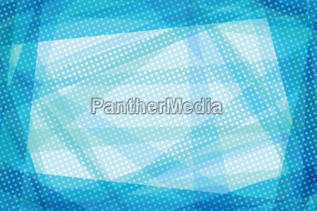 blue geometric retro lines abstract background