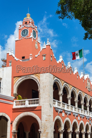 merida city hall