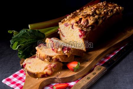 strawberry rhubar pie