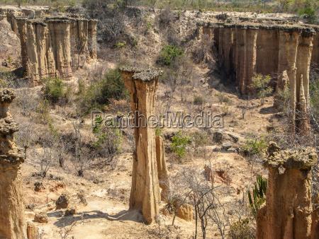 famous hoodoos in iringa tanzania